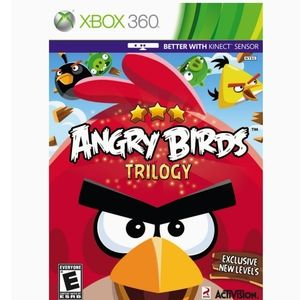 🆕️ XBOX 360 Angry Birds Trilogy